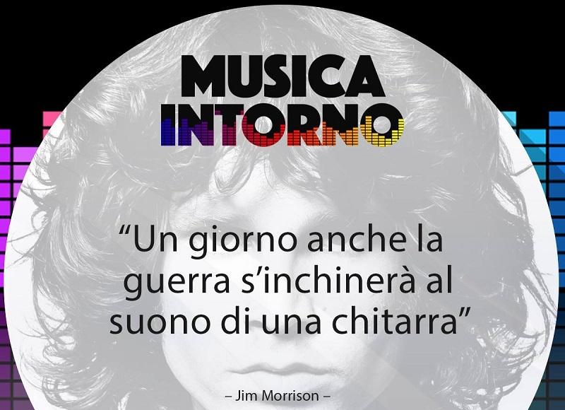 MUSICA INTORNO LYRIC