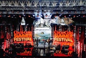 TORNA IL COCA-COLA SUMMER FESTIVAL!