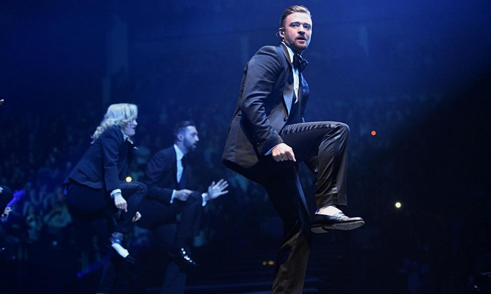 Justin Timberlake 20 /20 Tour - O2 Arena