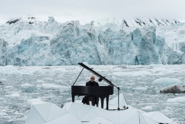 "LUDOVICO EINAUDI: ""SAVE THE ARTIC"""