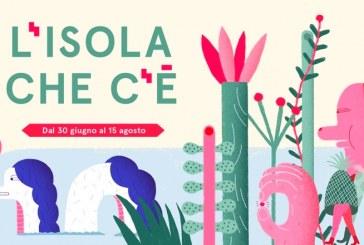 """""""L'ISOLA CHE C'È"""". VILLA ADA – ROMA INCONTRA IL MONDO 2016"""