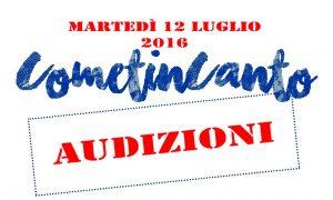CometinCanto - Audizioni 12 luglio 2016 0_musicaintorno
