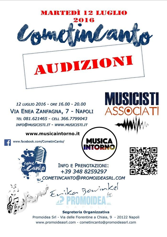 CometinCanto - Audizioni 12 luglio 2016 1_musicaintorno