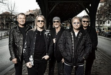 DEEP PURPLE COME BACK TO ITALY!