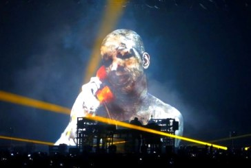 THE THE CHEMICAL BROTHERS IN ITALIA
