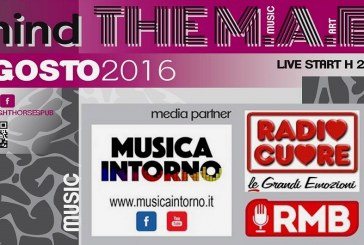 MIND THE M.A.B. – AGOSTO 2016