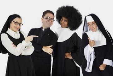 SISTER ACT REVERSIBLE: DA SUORA A CANTANTE