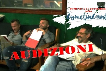 CometinCanto – Audizioni 25 settembre 2016