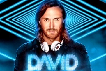 DAVID GUETTA IN THE SPACE
