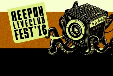 KEEPON LIVE CLUB FEST 2016
