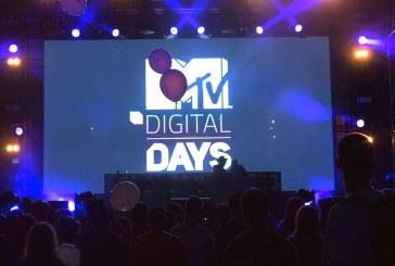 TORNANO GLI MTV DIGITAL DAYS 2016!