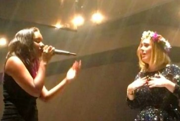 ADELE & JAMIE GRACE. CHE TALENT!