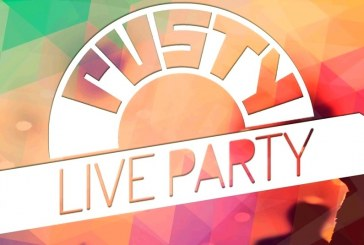 RUSTY LIVE PARTY 2016