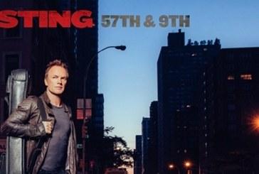 """STING & """"57TH & 9TH"""": IL RITORNO AL ROCK DEL """"PUNGIGLIONE""""!"""