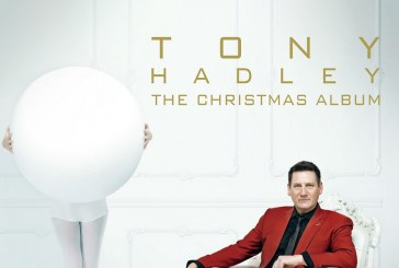 "TONY HADLEY, ""THE CHRISTMAS ALBUM"""