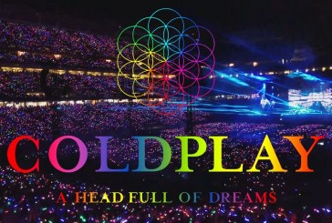 COLDPLAY AT TOP OF THE WORLD!