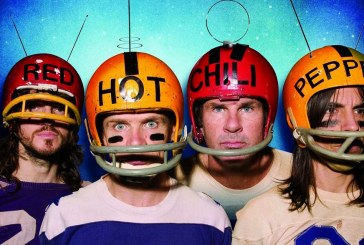 """THE GETAWAY"": RED HOT CHILI PEPPERS IN ""FUGA"""