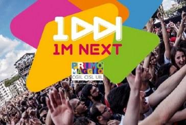 1M NEXT & 1M EUROPE – PRIMO MAGGIO 2017