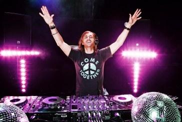 TORNA IN ITALIA IL DJ E PRODUTTORE NUMERO UNO AL MONDO, DAVID GUETTA!