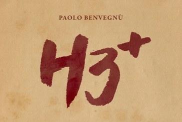 """""""H3+"""", PAOLO BENVEGNÙ"""