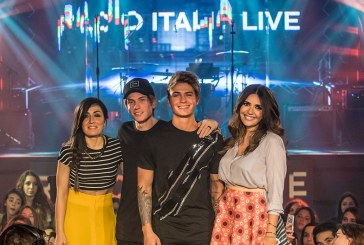 """LA NUOVA STAGIONE DI """"RADIO ITALIA LIVE"""""""