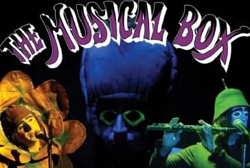 THE MUSICAL BOX, RIVIVE IL MITO DEI GENESIS!