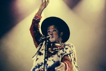 MS LAURYN HILL AL POSTEPAY SOUND ROCK IN ROMA 2017!