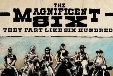 """""""THE MAGNIFICENT SIX"""". TRA SATIRA E TEMATICHE SOCIALI, LA MUSICA DEGLI IRON MAIS"""