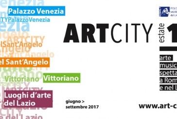 RISCOPRIRE IL SUONO DELLA BELLEZZA: ART CITY 2017