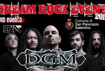 DREAM ROCK EVENT 2017. IN ROCK WE TRUST!