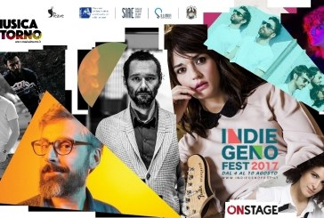 INDIEGENO FEST 2017, LIVE SICILY ON STAGE!