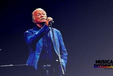 GINO PAOLI, PREGIATO CHANSONNIER DELLA MUSICA ITALIANA D'AUTORE