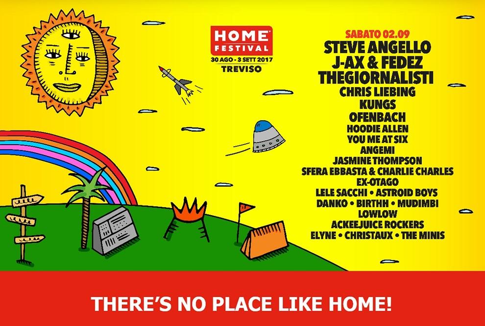 Home Festival 06_musicaintorno