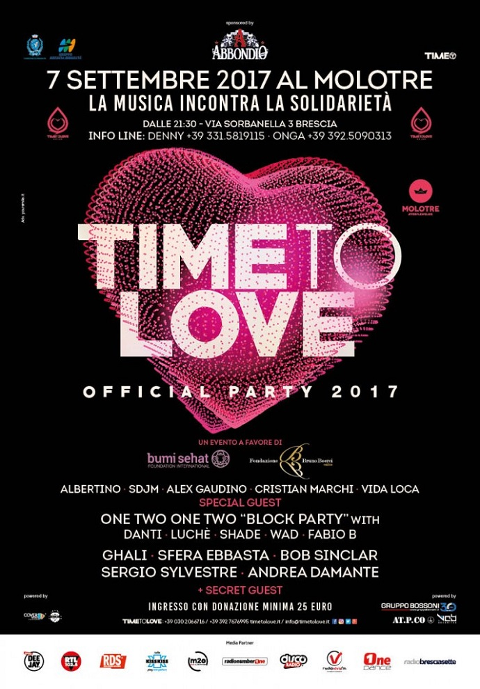 Time to love 02_musicaintorno