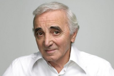 CHARLES AZNAVOUR FA IL BIS!