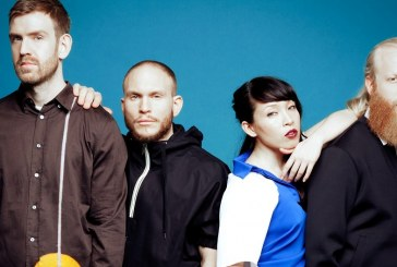 LITTLE DRAGON, THE NEW MUSIC