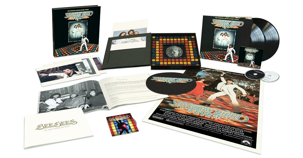 Capito UMe Saturday Night Fever 40th Anniversary Edition