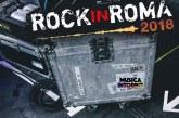 ROCK IN ROMA 2018, SI PARTE!