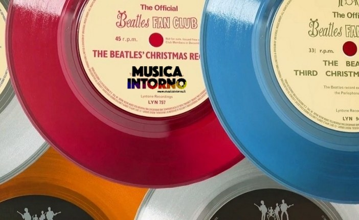 HAPPY CHRISTMAS RECORDS, BEATLE PEOPLE!