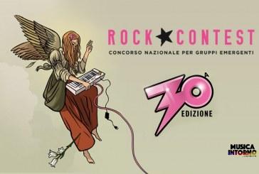 30 ANNI DI ROCK CONTEST
