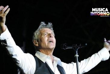 CLAUDIO BAGLIONI, 50 ANNI DI PASSIONE CON AL CENTRO LA MUSICA