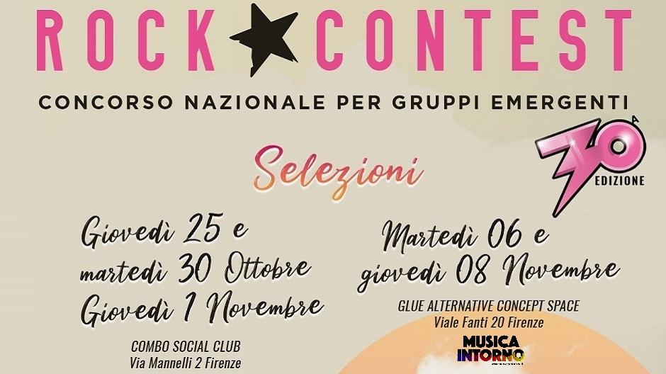 SFIDA AL ROCK CONTEST!