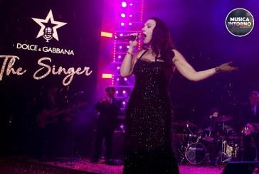 DARIA BIANCARDI, THE SINGER