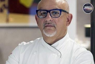 CLAUDIO SADLER, CHEF STELLATO DALL'ANIMA POP ROCK