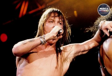 GUNS N' ROSES, WELCOME TO THE JUNGLE