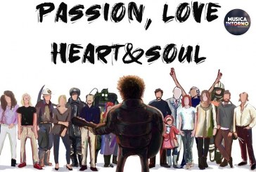 PASSION, LOVE, HEART & SOUL. ROCK ARTISTICO CONTEMPORANEO